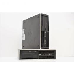 2db i5-3470 3200/4096/500(Sata)/Dvd/S/L/PCIE - HP 6300 Pro - Slim (LGA1155 / DDR3)