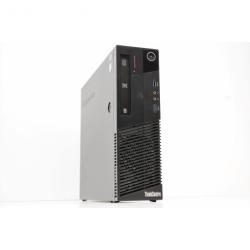 i3-4130 3400/4096/500(Sata)/Dvd-Rw/S/L/PCIE - Lenovo M83 (10AH) - Slim (LGA1150 / DDR3)