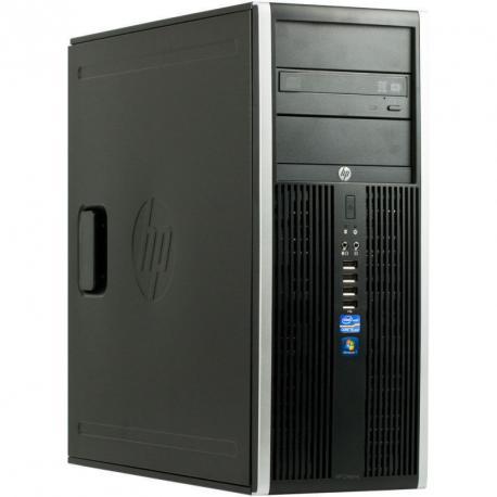 i5-3570 3400/8192/500(Sata)/Dvd-Rw/S/L/PCIE - HP 8300 Elite - Torony (LGA1155 / DDR3)