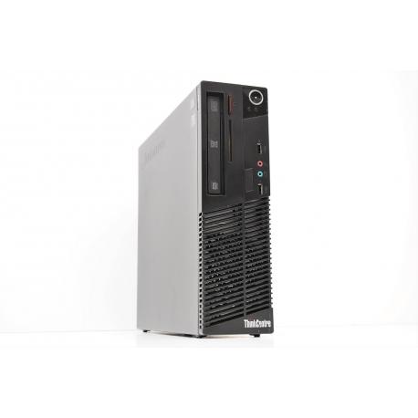 i5-4570 3200/8192/500(Sata)/Dvd-Rw/S/L/PCIE - Lenovo M73 (10B4) - Slim (LGA1150 / DDR3)