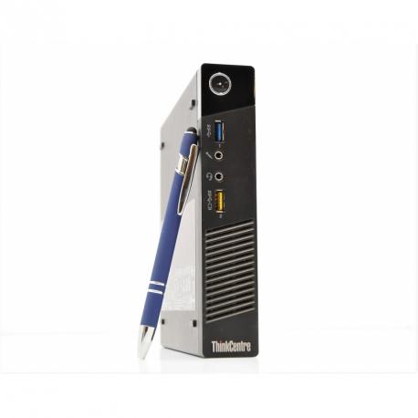 G3220T 2600/4096/160(Sata)/-/S/L - Lenovo ThinkCentre M73 Tiny (10AX) - Ultra-Slim  (LGA1150 / DDR3)